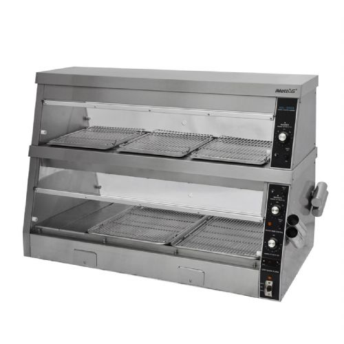 Countertop Warmer Display Case 120cm W - HDS-4